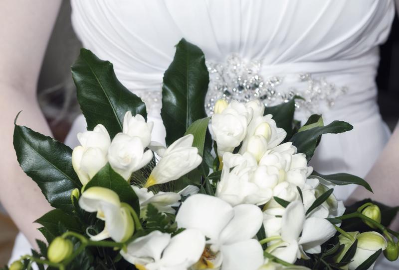 Hochzeit Mein Brautstrauss